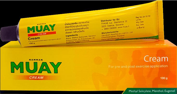 MUAY Cream – thajský krém